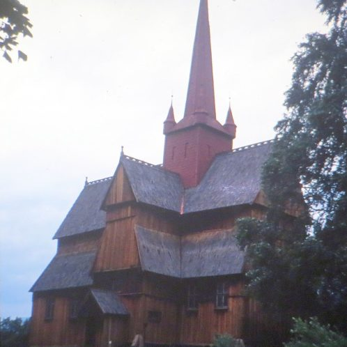 Stavkirke de Ringebu