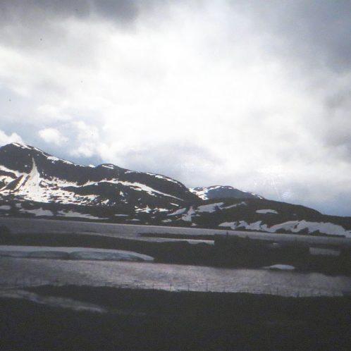 le long du Jotunheim