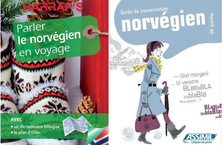 Livres de conversation norvégienne