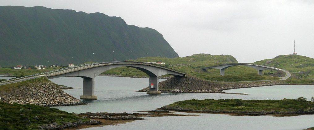 Pont aux Lofoten, 2004