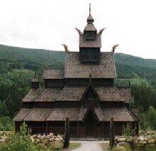 Stavkirke de Gol