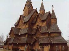 Stavkirke de Heddal