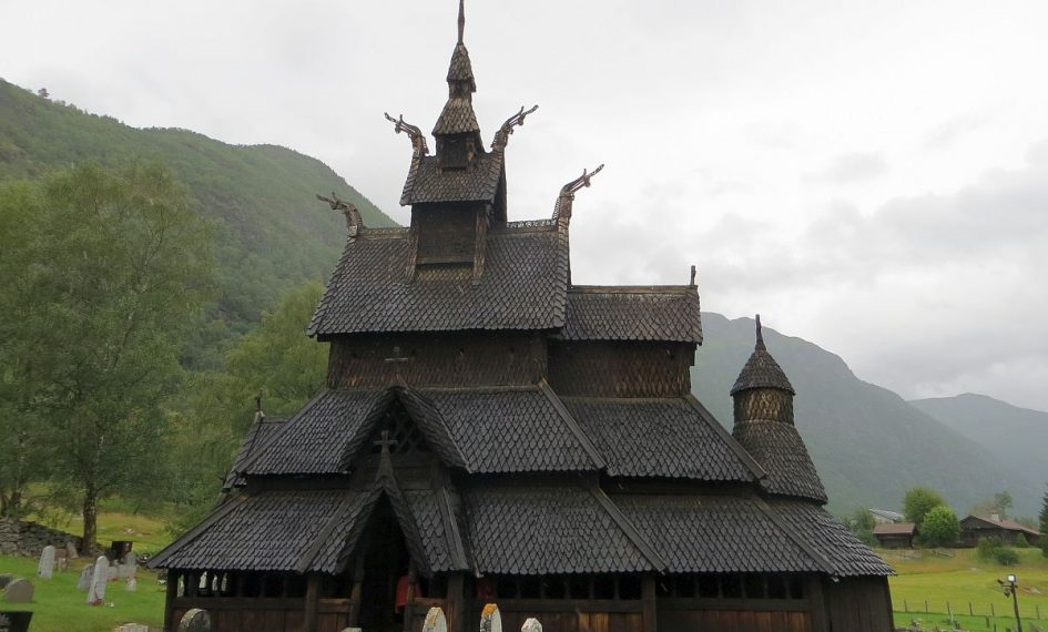 Stavkirke de Borgund