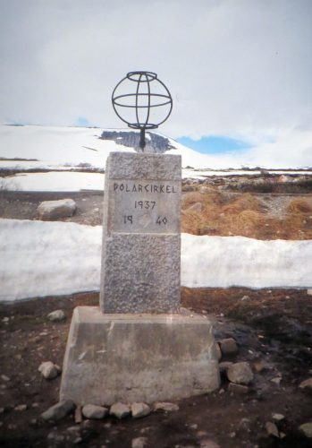 Le symbole du cercle polaire
