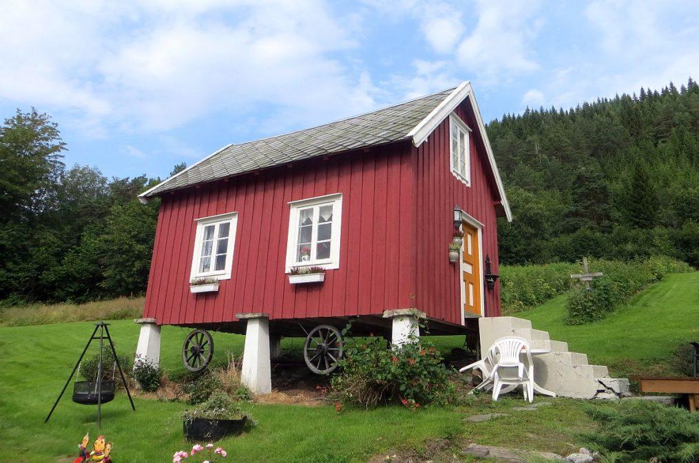 Location à Hovdenakken près de Molde