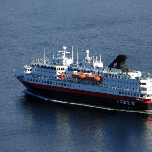 Le Hurtigruten, ou Express Côtier