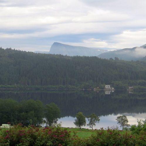 lac de l'ile d'Hareid
