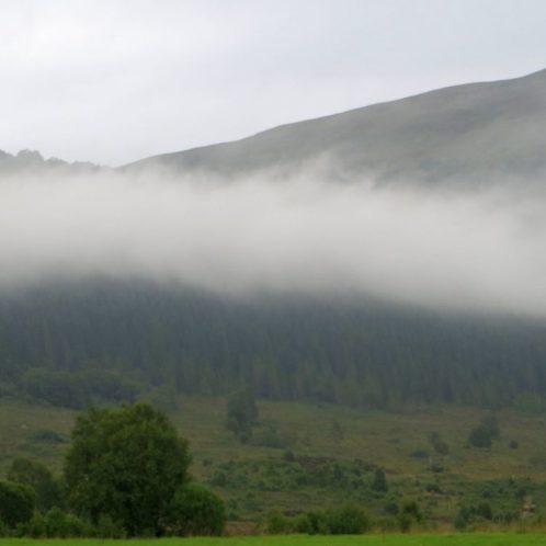 nuages de l'ile d'Hareid