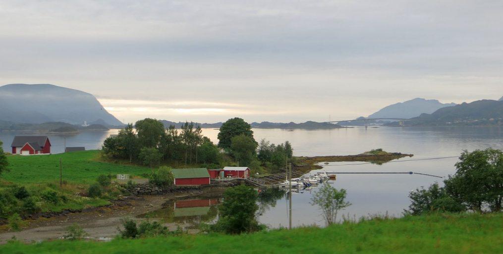 près d'Ulsteinvik