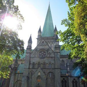 Cathedrale de Nidaros