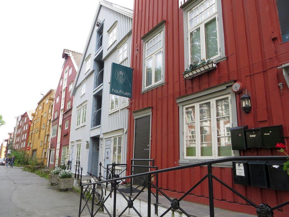 Maisons de Trondheim