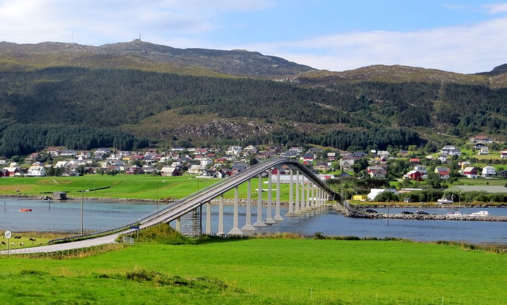 pont à Nerlandsoya