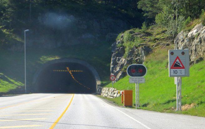 Tunnel de Eikund